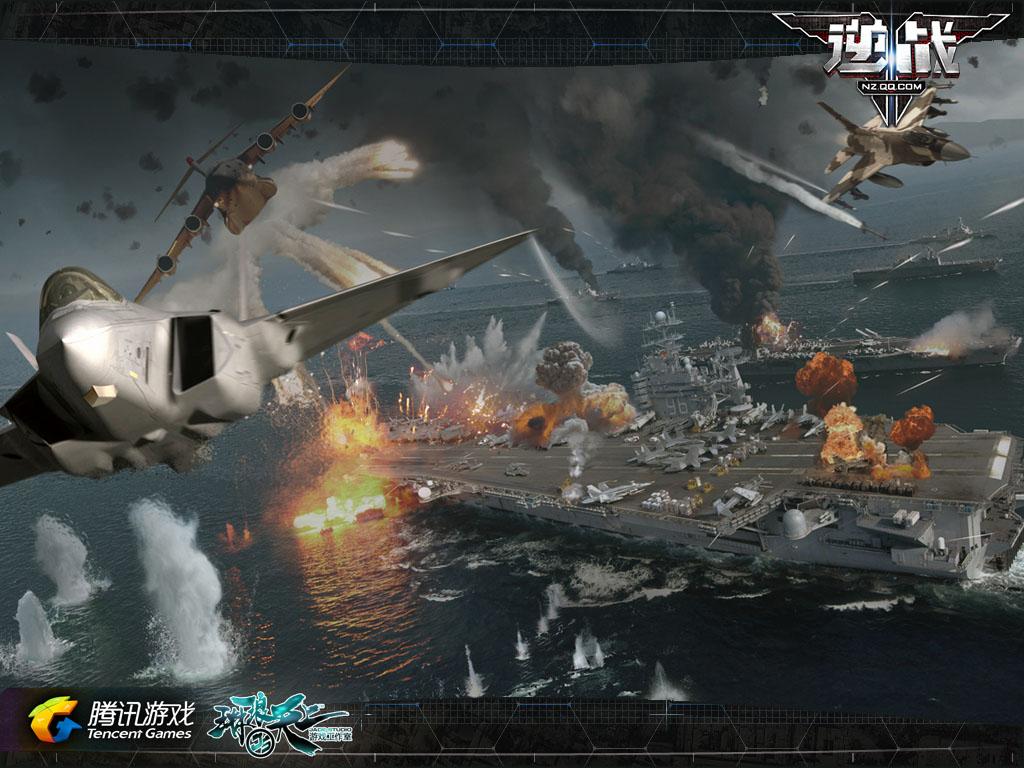 《逆战》游戏壁纸 (4)